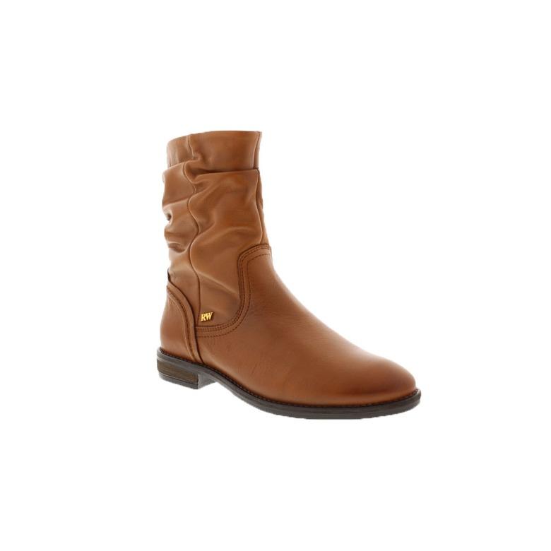 Ankle boots | Riverwoods | Cognac
