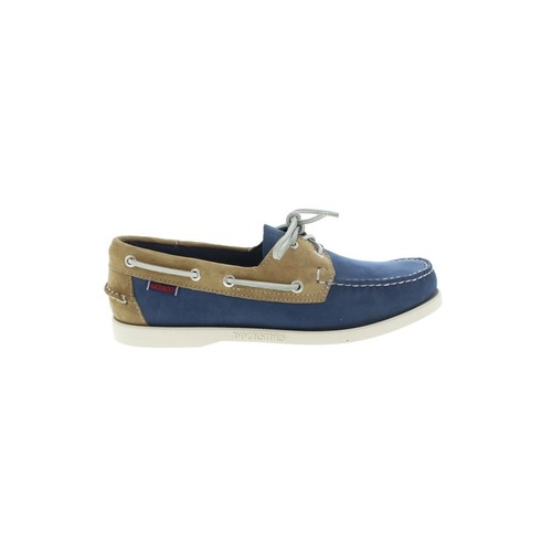 5d5aa6b3 Low shoes | Sebago | Blue | 720017 | Free delivery | Carmi shoes and fashion